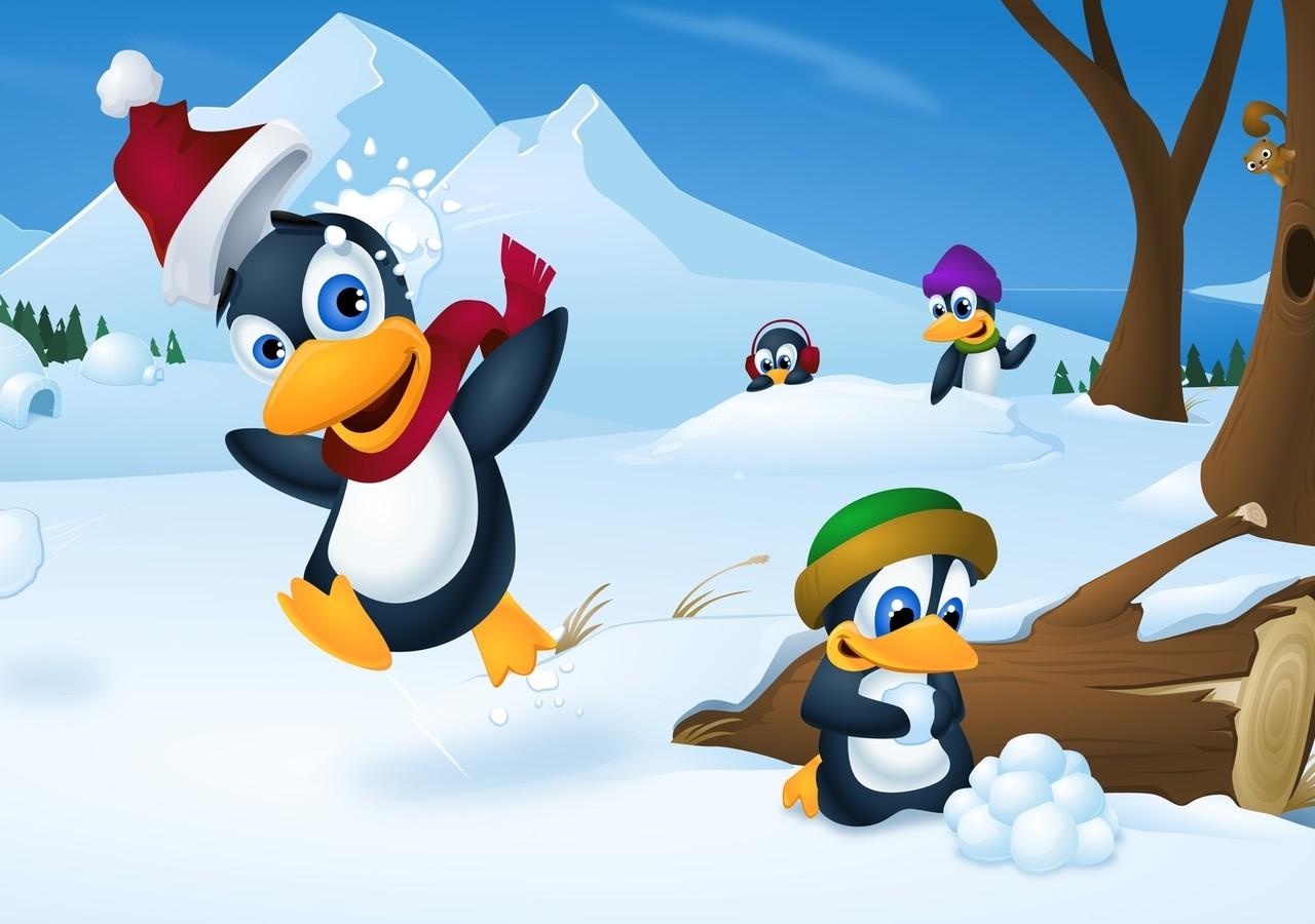 Pingvin ovi mese