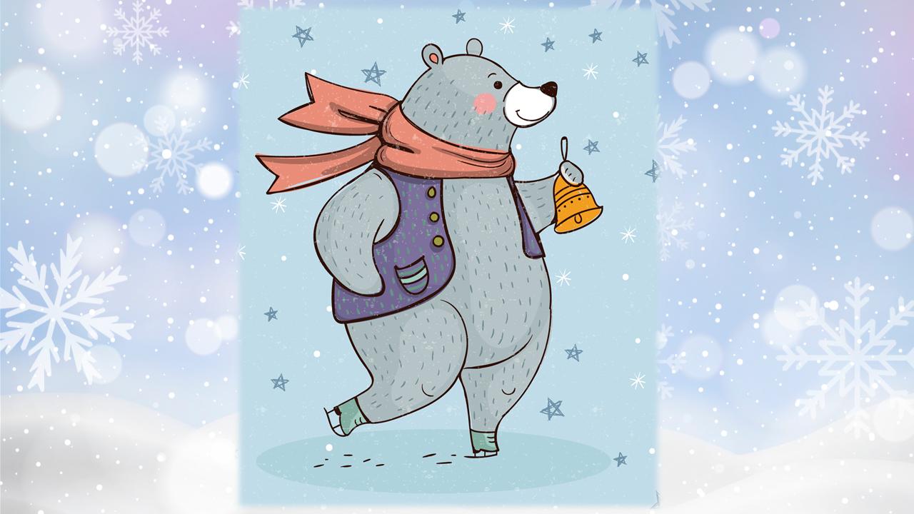 A medve órája