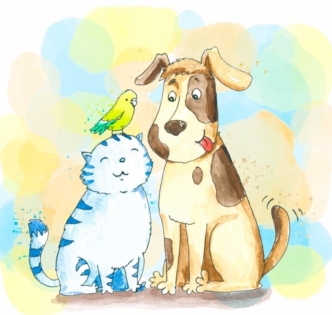 Buksi és a barátok