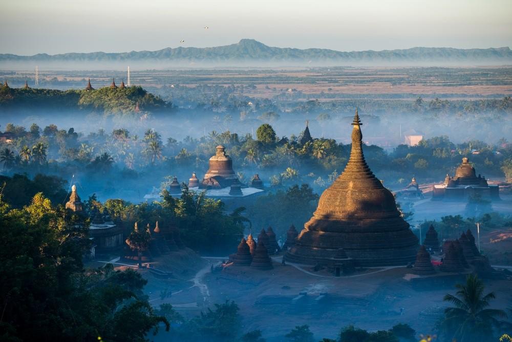 Mianmar: Mrauk U, a templomok városa