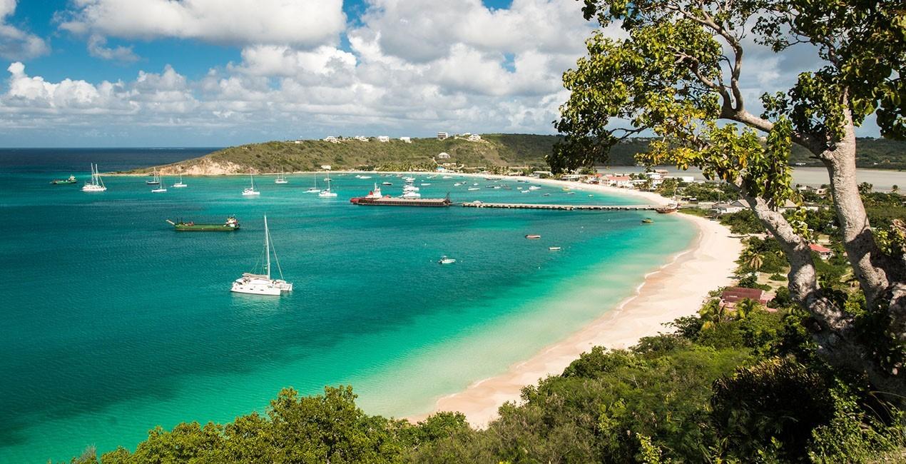 Anguilla, az angol gyarmatok álomszigete