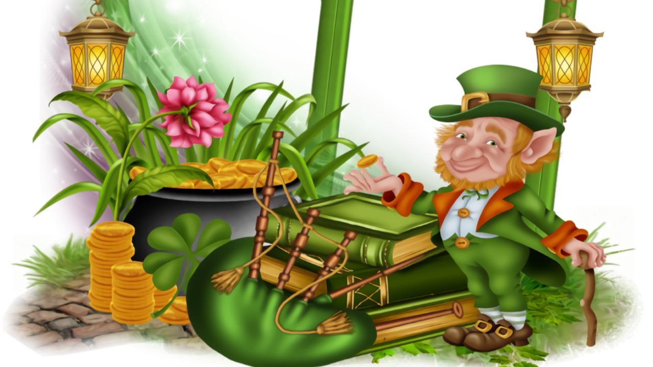 Conor, az ír kobold és a pitypangföldi levélmanók