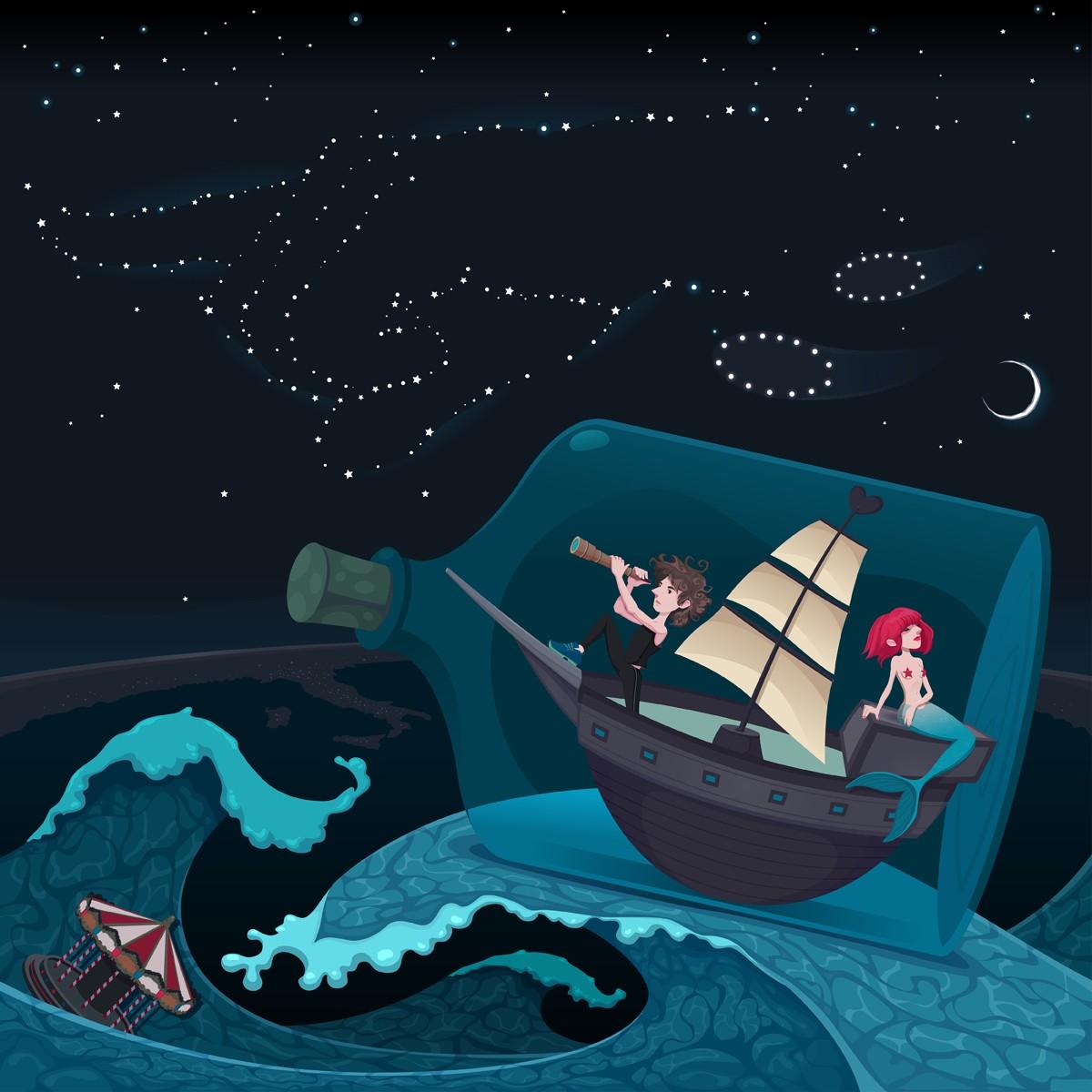 A halász és a sellő