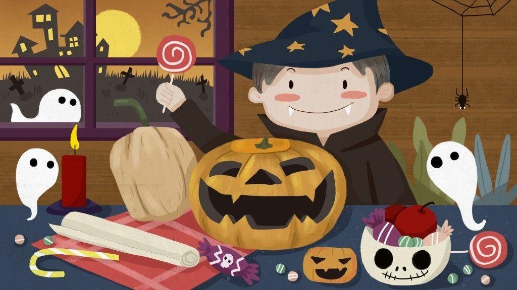 Halloweeni versike