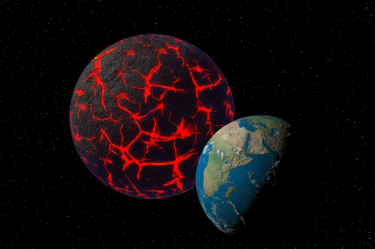 A Nibiru bolygó legendája