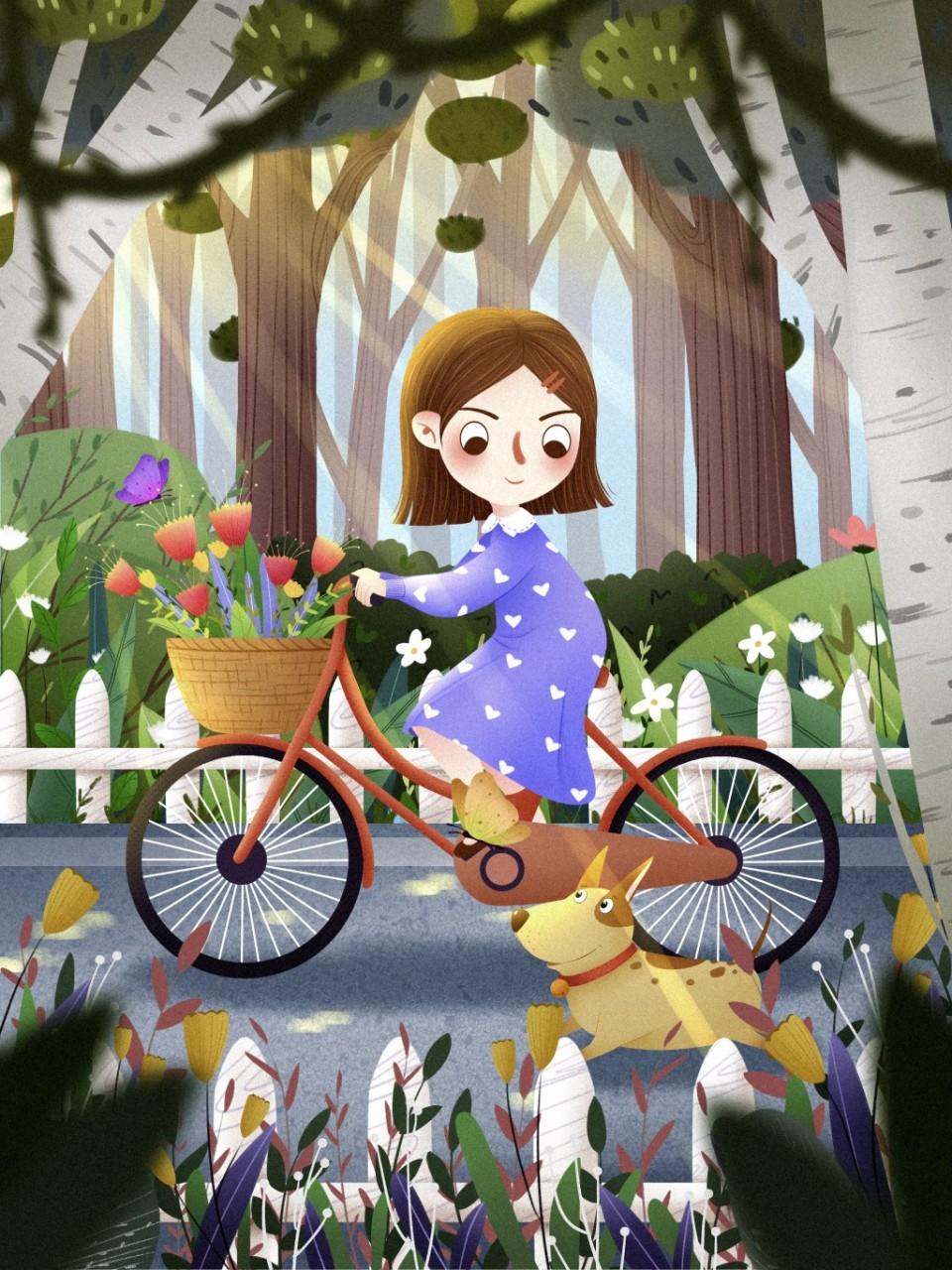 Hanna és a vadvirág